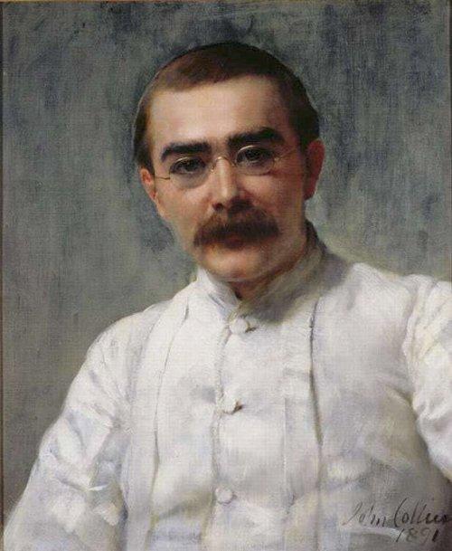 Collier 1891 Rudyard Kipling